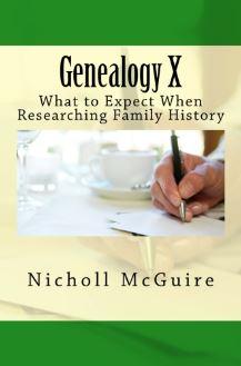 Genealogy X - paperback